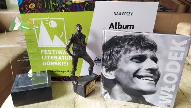 Włodek Cywiński, nagrodzony album wspomnieniowy, Tatry