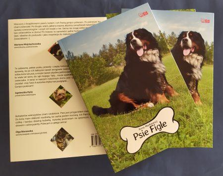 Anna Markiewicz: Psie figle, zabawne opowiastki o psach