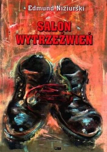 Okładka-Edmund Niziurski-Salon wytrzeźwień